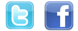 Twitter &amp Facebook