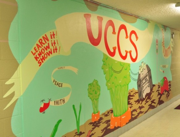 UCCS Mural